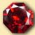 spinel red