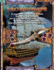 D&D Skyships
