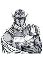 Elf Barbarian
