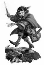 Gnome Rogue