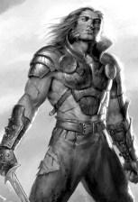 Half-orc Rogue
