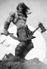 Human Barbarian