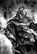 Human Sorcerer