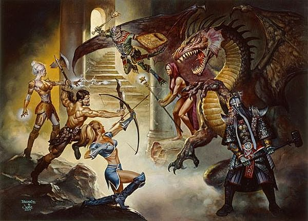 Dungeons & Dragons 5th Edition Pdf