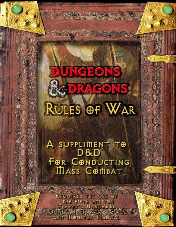 D&D 5E – Mass Combat Rules | Dungeon Master Assistance
