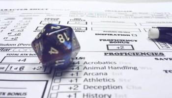 D&D 5E – Character Sheet Instructions | Dungeon Master Assistance