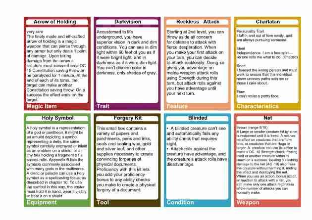 Generic-Cards
