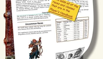 D&D Languages | Dungeon Master Assistance