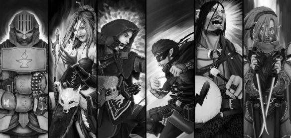 D&D 5E – Creating the Party | Dungeon Master Assistance