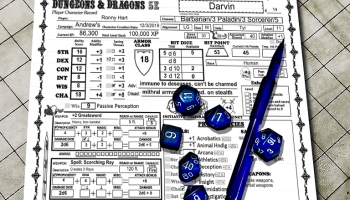 D D 5e Character Sheet Instructions Dungeon Master Assistance This growth increases its size by one category—from medium to large, for example. d d 5e character sheet instructions